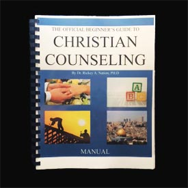 The Official Beginner's Guide to Christian Counseling