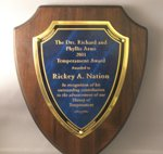 2011 National Counselor of the Year Award - click to enlarge