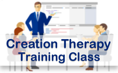 Creation Therapy Training